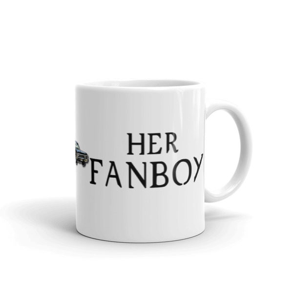 Impala Fanboy Coffee Mug (11oz) -- We Do Geek