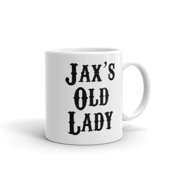 Jax's Old Lady (11oz) -- We Do Geek