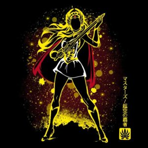 Mother's Day Gift Ideas for Geeky Mom -- Home and Family -- Princess of Power from OnceUponATee --- We Do Geek.jpg