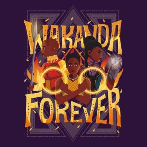 Mother's Day Gift Ideas for Geeky Mom -- Home and Family -- Wakanda Forever from OnceUponATee --- We Do Geek.jpg