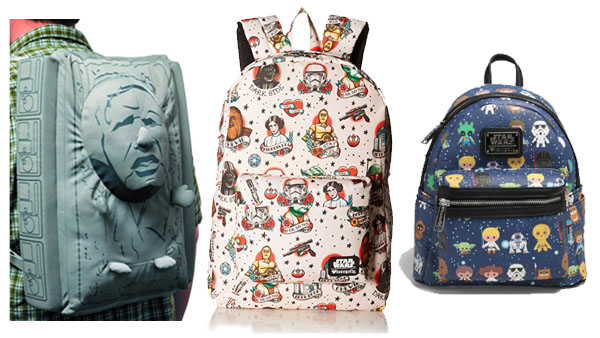 Back to School Backpacks and More -- Home and Family -- Star Wars Backpack --- We Do Geek