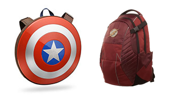 Back to School Backpacks and More -- Home and Family -- Superhero Backpack --- We Do Geek