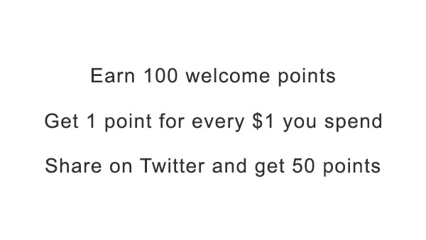 We Now Have a Loyalty Program in our Shop -- News -- Points --- We Do Geek
