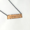 Geeky & Freaky Hashtag Necklace -- We Do Geek